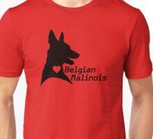 Malinois <3 Unisex T-Shirt