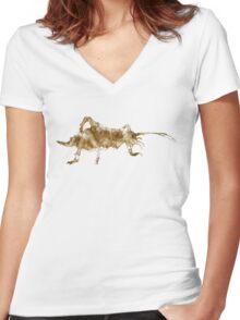 Weta Women's Fitted V-Neck T-Shirt