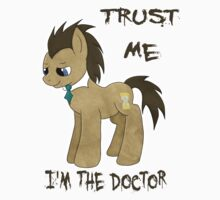I'm The Doctor (MLP) Kids Clothes