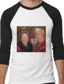 Jean & Dick Gilbert Men's Baseball ¾ T-Shirt