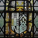 Stained Glass, Provand's Lordship, Oldest House In Glasgow (2) by MagsWilliamson