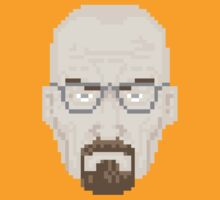 Walter White, barely recogniseable by kscully