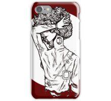 backlash iPhone Case/Skin