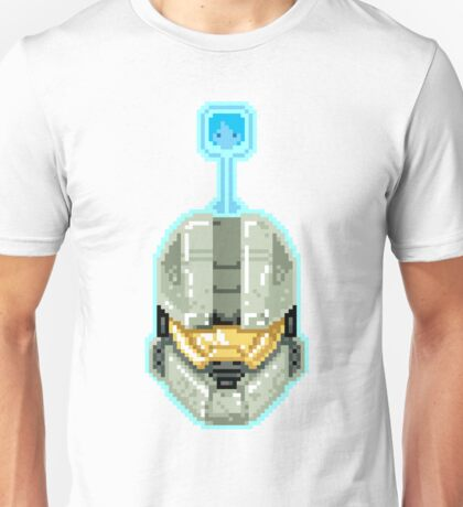 Master Chief and Cortana Unisex T-Shirt