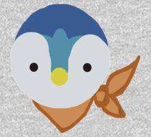 Piplup! One Piece - Long Sleeve