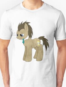 Doctor Whooves/Time Turner T-Shirt