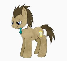 Doctor Whooves/Time Turner Unisex T-Shirt