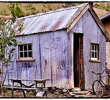 Queenstown  Miners shed by maplegirl67