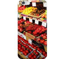 Tomato iPhone Case/Skin
