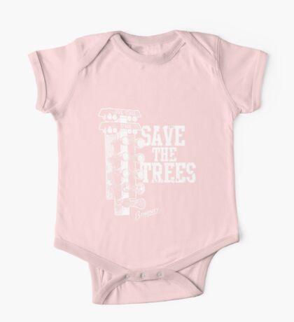 13Twenty Apparel - Save the Trees One Piece - Short Sleeve