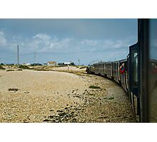 Leaving Dungeness Photographic Print