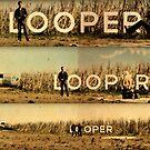 Looper - Movie Poster by Grildrig