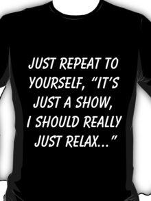 MST3K Love Theme Refrain T-Shirt