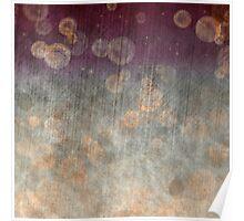 Ancient Bubbles Poster