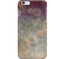 Ancient Bubbles iPhone Case/Skin
