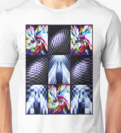 travelling angel Unisex T-Shirt
