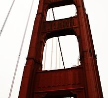 Golden Gate Perspectives 1 by photojeanic