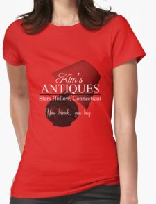 Kim's Antiques, you break you buy Womens Fitted T-Shirt