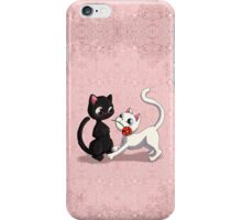 Kitty Flower iPhone Case/Skin