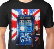 Police Box Bad Wolf Unisex T-Shirt