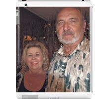 Gail & Bill Morris iPad Case/Skin