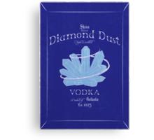 Diamond Dust Vodka Canvas Print