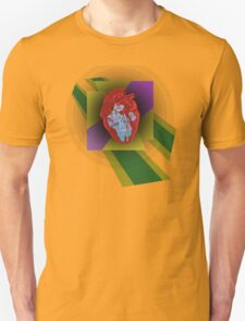 Heart Fabric Version 1 T-Shirt