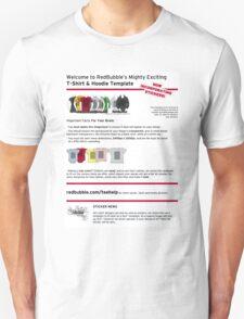 Surfers Don't care. Unisex T-Shirt