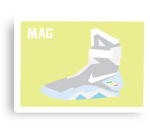Nike Mag Canvas Print