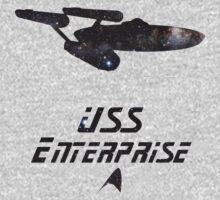 USS Enterprise by Liam Hill