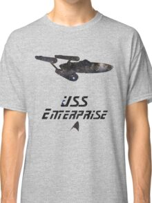 USS Enterprise Classic T-Shirt