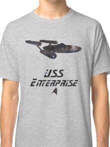 USS Enterprise Classic T-Shirt