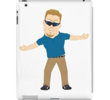 PC Principal (South Park) 2.0 [without text] iPad Case/Skin