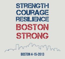 Strength, Courage, Resilience | Boston Strong by marcodeobaldia