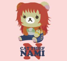 One Piece - Nami [Bear Edition] by Sandy W