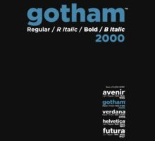 Gotham - Best Fonts - Sans Serif by lewtengco