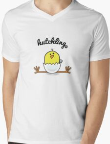 hutchling Mens V-Neck T-Shirt