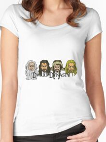 Dwarf Dynasty Women's Fitted Scoop T-Shirt