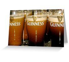 Guinness? Guinn-YES. Greeting Card