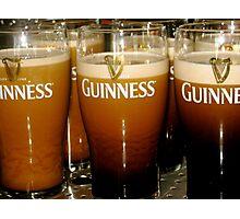 Guinness? Guinn-YES. Photographic Print