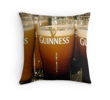 Guinness? Guinn-YES. Throw Pillow