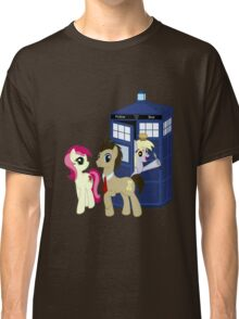 Dr. Whooves Design Classic T-Shirt