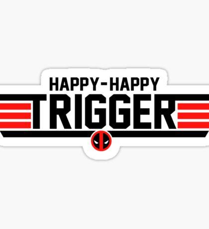 Happy Trigger Sticker