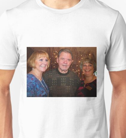 Kathy & Jerry Crowe & Vickie Meeh Unisex T-Shirt