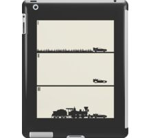 Back to the Future Trilogy - Beige iPad Case/Skin