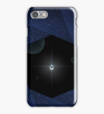 Minimalist Star Trek The Motion Picture iPhone Case/Skin