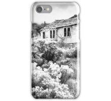 Old Abandoned House New Mexico iPhone Case/Skin