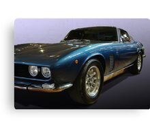 Iso Grifo Canvas Print