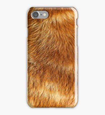 Ginger Cat Fur - iphone Case iPhone Case/Skin