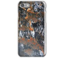 Rust & Paint 2 - iPhone Case iPhone Case/Skin